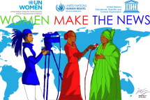 <multi>[fr]Célébration de la Journée internationale de la femme 2016 Les femmes et l'égalité des sexes dans les médias: perceptions, défis et opportunités[en]Celebration of the International Women's Day 2016 Women Make the News, Gender Equality In and By the Media: Perceptions, Challenges and Opportunities</multi>