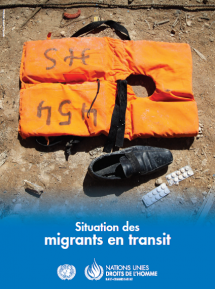 Situation des migrants en transit