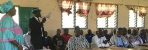 National consultations for the establishment of a Truth, Reconciliation and Reparations Commission in The Gambia