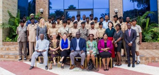 IHRDA and OHCHR-WARO organise human rights workshop for Gambia Prison Service