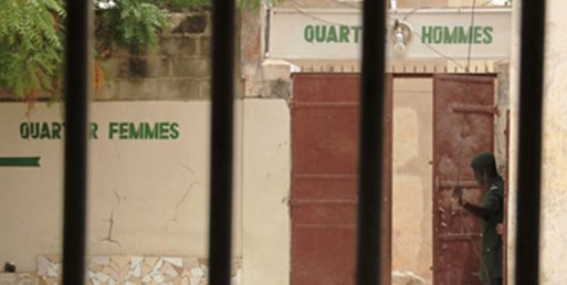 For a better inclusion of women's rights in detention in Senegal