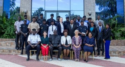 Gambian Police Forces commit to move away from practices leading to human rights violations