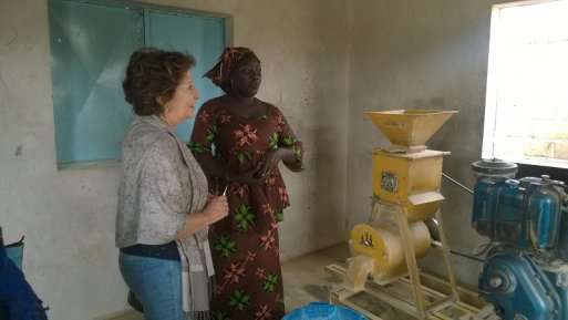 <multi>[fr]Visite officielle de Madame Emna Aouij, Présidente du Groupe de Travail sur la question de la discrimination contre les femmes dans la législation et en pratique_Sénégal _avril 2015_Crédits photos : HCDH-BRAO[en]Official visit of Ms. Emna Aouij, President of the Working Group on Discrimination against Women in law and in practice_Senegal_April_Copyright: OHCHR-WARO</multi>