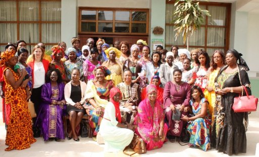 THE GAMBIA: TRAINING WORKSHOP FOR ASPIRING FEMALE CANDIDATES FOR THE 2017 NATIONAL ASSEMBLY ELECTION